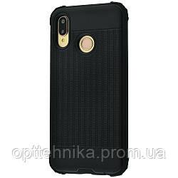 Strong Edge Case New Design Huawei P20 Lite black