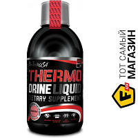Жиросжигатель BioTech Thermo Drine Liquid 500мл, грейпфрут