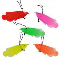 Резиновая рыбка Гурами