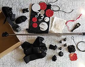 Аксессуары набор крепления gopro для экшнкамер 24 шт.