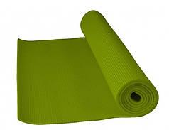 Коврик для йоги и фитнеса Power System PS-4014 FITNESS-YOGA MAT Green (PS-4014_Green)