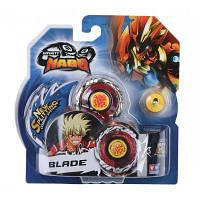 Волчок AULDEY Infinity Nado Стандарт Fiery Blade с устройством запуска (YW624302)