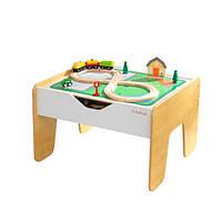 Деревянный игровой стол для конструкторов KidKraft 10039