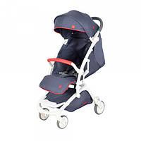 Прогулочная коляска Quatro Maxi Темно-синяя (9007429)