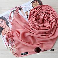 Турецкий шарф из тонкой пашмины 116012