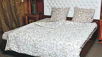 Семейное постельное белье - вензеля
