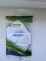 Респиратор Respy степень защиты ffp2 c клапаном Original
