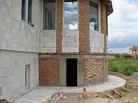 Строительство дома из газобетона Киев