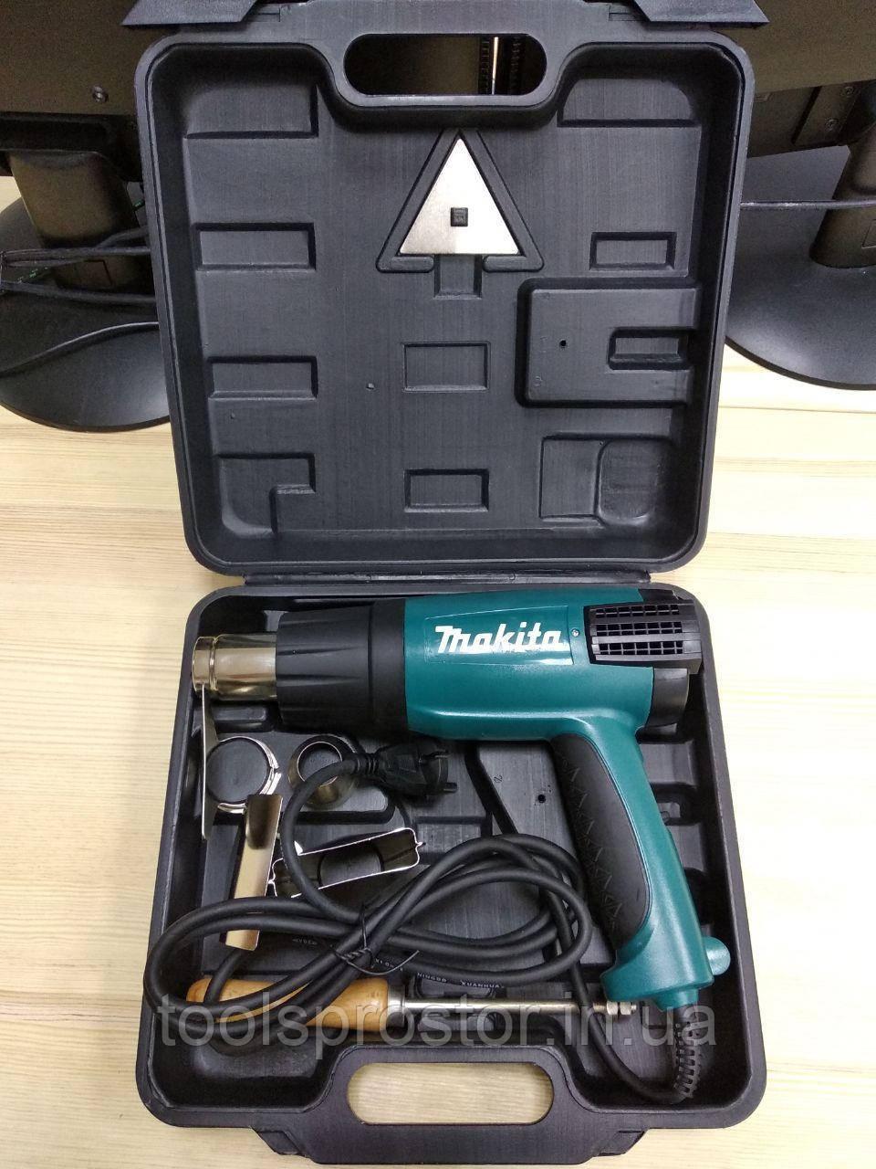 Технический фен Makita HG6005 : 400 °С - 600 °С | 2000