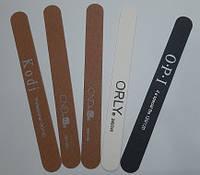 Пилочка для ногтей на деревянной основе