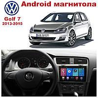 Штатная автомагнитола для Volkswagen Golf 7 2013-2015 на ANDROID 8.1
