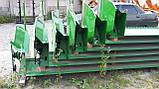 Стіл ріпаковий ZÜRN Profi Raps II (Germany) John Deere JD 620 Flex 6.1 метри 2 бокові ножі, фото 4