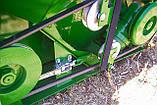 Стіл ріпаковий ZÜRN Profi Raps II (Germany) John Deere JD 620 Flex 6.1 метри 2 бокові ножі, фото 6