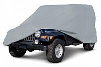 Тент усиленный для внедорожников SUV минивэнов MPV с подкладкой Автокар™ размер: L+