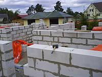 Строительство домов из газобетона Киев
