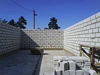 Дома и стены из газобетона
