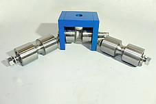 Трубогибочный станок ARGUS-2. Ручной профилегиб., фото 3