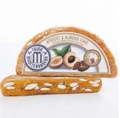 Пирог абрикосово миндальный 1,25кг THINK MEDITERRANEAN