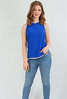 Женская майка блузочная модель спортивный стиль  7515 MEES Турция, фото 1