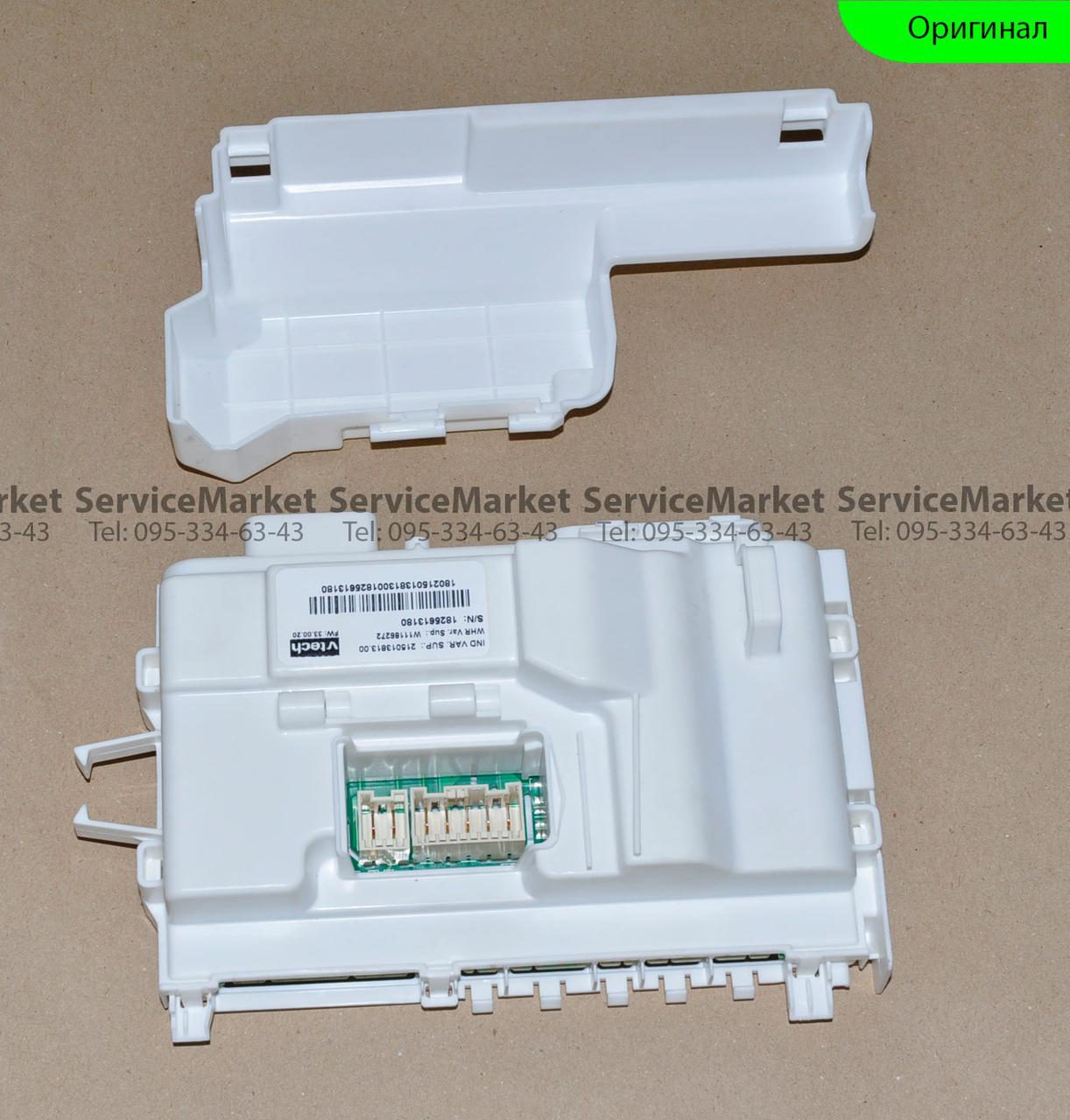 Электронный модуль управления стиральной машины Indesit IWSB 51051 UA C00525781 Индезит Плата