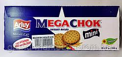 Печенье сэндвич Arluy Megachok mini 18*37 г