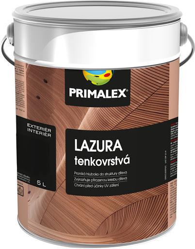 Лазурь Primalex тонкослойная (5л)