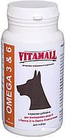 Вітаміни для собак Vitamall Вітамол для поліпшення вовни з Омега 3 і Омега 6 кислотами 65 т