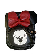Рюкзак детский для девочки мини маус 031Z