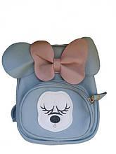 Рюкзак детский мини маус для девочки 034Z