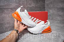 Кроссовки мужские 14538, Nike Air 270, белые, < 42 44 45 > р. 42-26,0см., фото 2