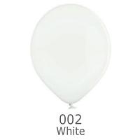 "Шар воздушный BELBAL пастель 002 Белый White 12"" (30см)"