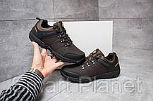 Кроссовки мужские 14686, Columbia Waterproof, коричневые, < 41 > р. 41-25,5см., фото 2