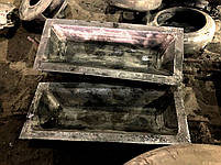 Шестерни, реборда, опора, болванки: отливка деталей, фото 7