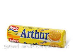Печиво сендвіч Arluy Arthur з ванільною начинкою 250г