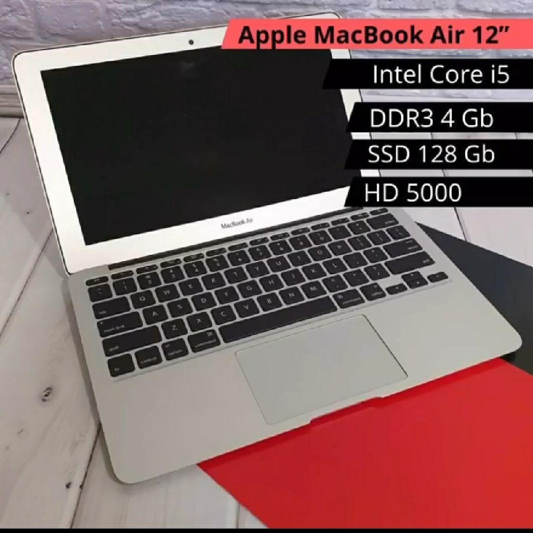 НОУТБУК Apple MacBook Air 12  (Early 2012 Intel Core i5 4x2.70 Ghz/DDR3 4 Gb/SSD 128 Gb/ HD 5000)
