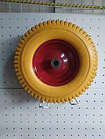 Колесо для тачки пенополиуретановое 5.00-6, фото 1