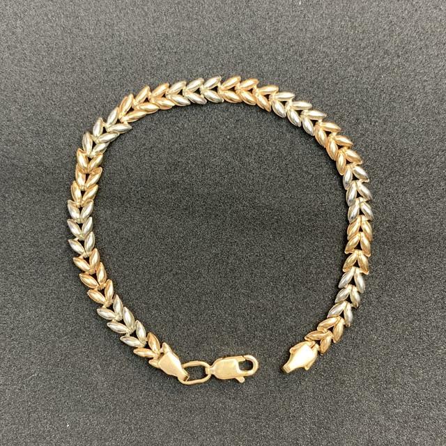 Купить золотой браслет бу в ломбарде Комод