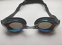 Очки для плавания и бассейна Черный