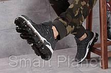 Кроссовки мужские 16046, Nike Vm Air, темно-серые, < 41 44 45 46 > р. 41-26,0см., фото 3