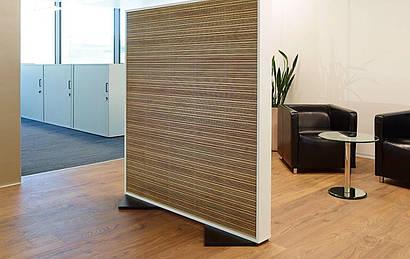 Декоративные панели с акустическими свойствами  (Швейцария)