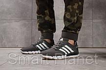 Кроссовки мужские 16082, Adidas Climacool, темно-серые, < 44 45 > р. 44-28,5см., фото 2