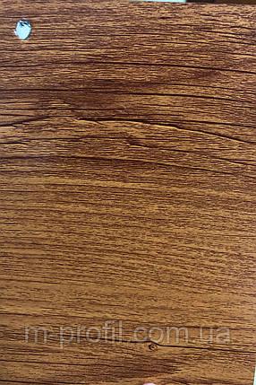 Профнастил ПС-8 ольха темная, 0,35мм, фото 2