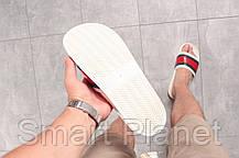 Шлепанцы мужские 16391, Gucci, белые, < 44 > р. 44-29,5см., фото 3