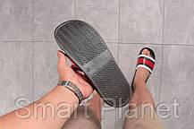 Шлепанцы мужские 16392, Gucci, черные, < 41 > р. 41-27,2см., фото 2