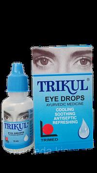 Трикул, Trikul, (15ml) - капли для глаз