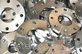 Фланець Ду125/139,7 з нержавіючої сталі AISI 304, DIN 2576 PN 10/16