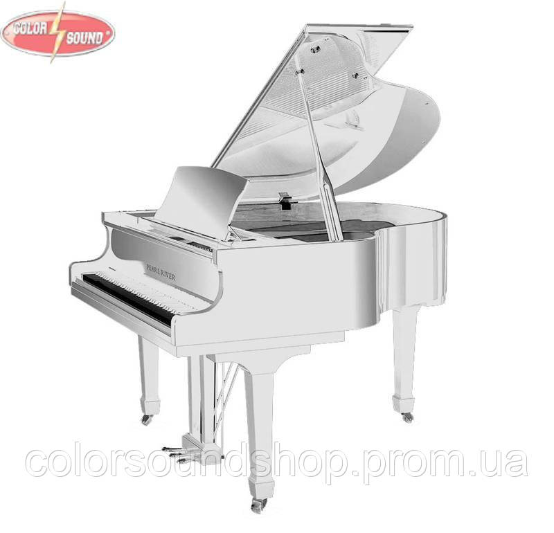 Купить PEARL RIVER акустический рояль PEARL RIVER GP148 White+B