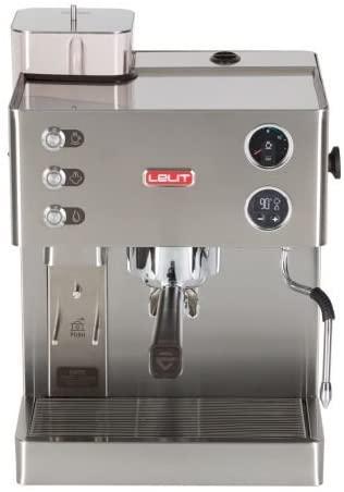 Ріжкова кавоварка еспресо Lelit KATE PL82T