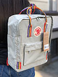 Рюкзак Fjallraven Kanken Classic (канкен) premium-lux, фото 8