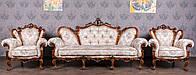 Мебель Барокко, итальянская мебель в стиле Барокко в наличии и на заказ, мягкая мебель Барокко
